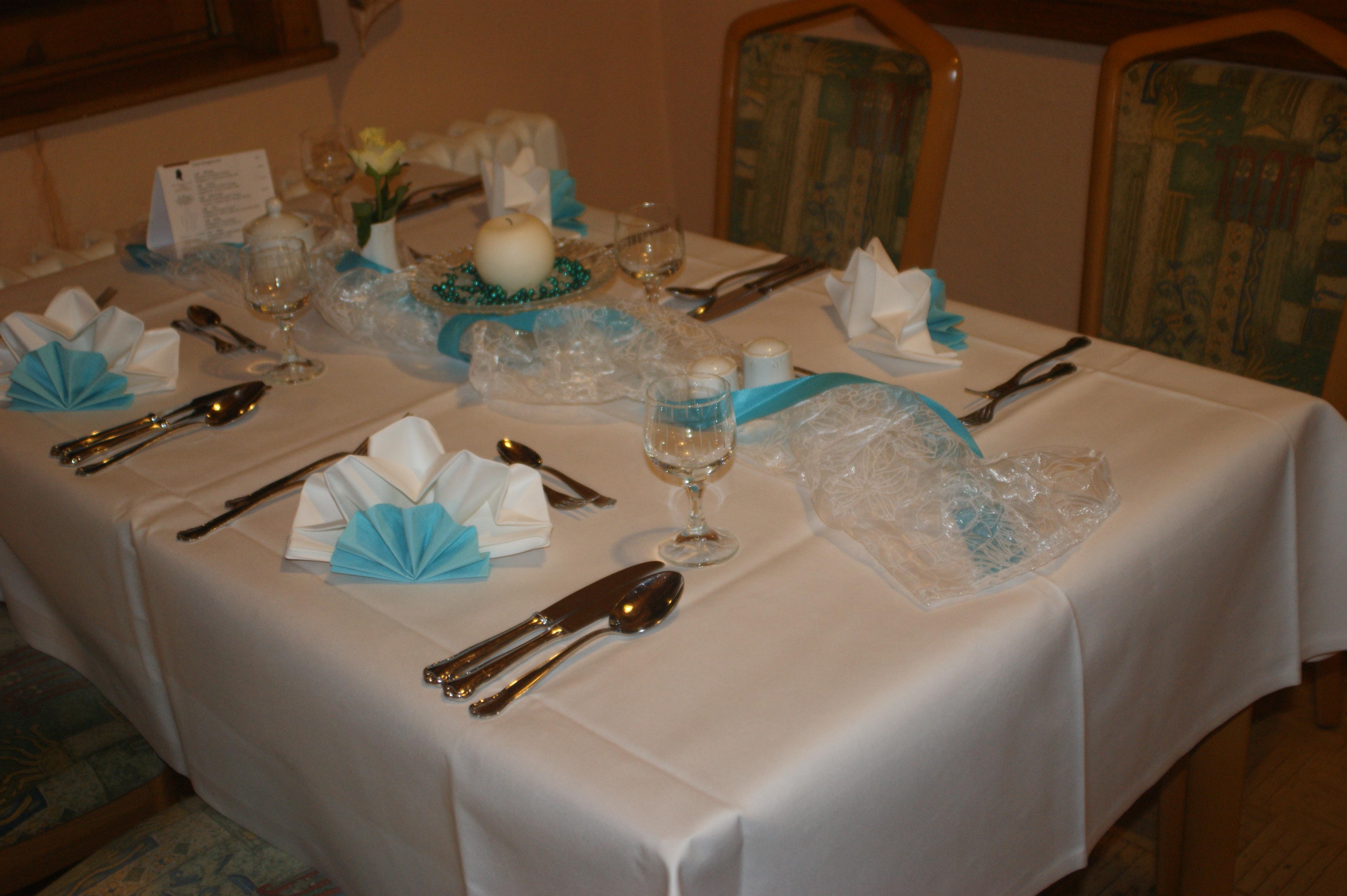Großes Feierlichkeiten im Waldhaus Hotel & Restaurant