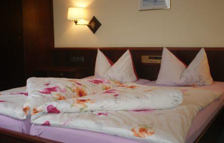 Doppelzimmer im Waldhaus Hotel & Restaurant