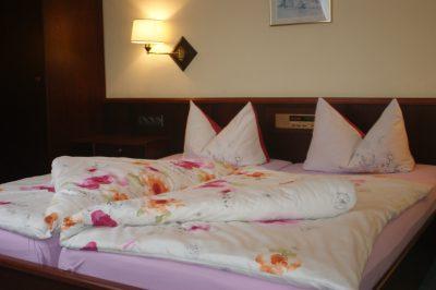 Doppelzimmer im Waldhaus Hotel & Restaurant in Osterwieck