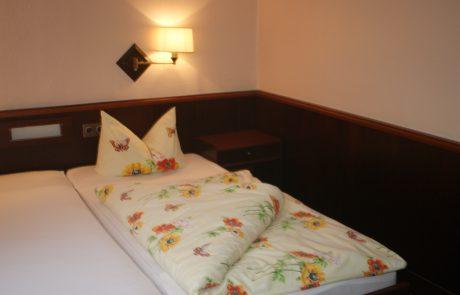 Einzelzimmer im Waldhaus Hotel & Restaurant