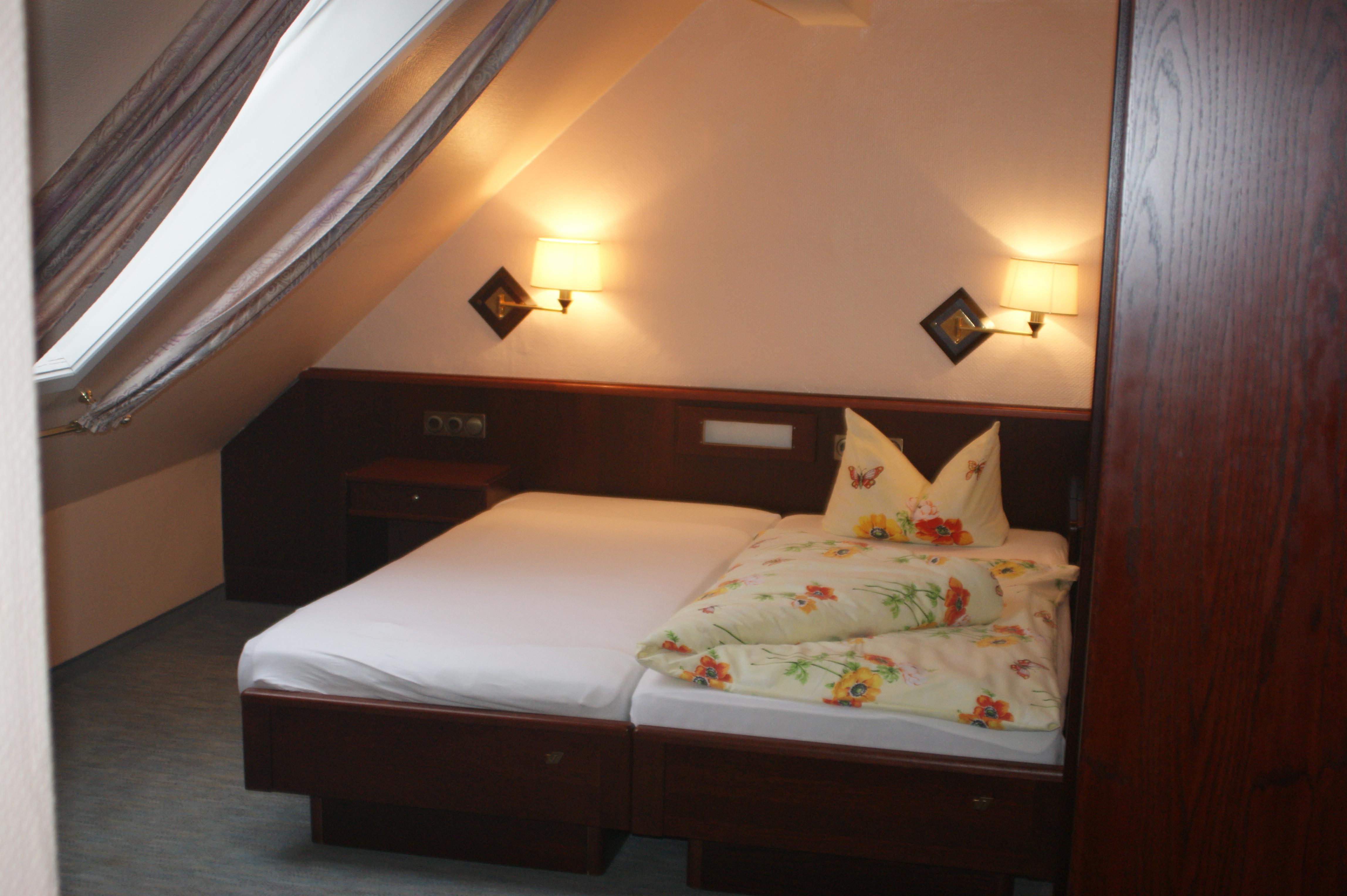 Gemütliche Zimmer im Waldhaus Hotel & Restaurant