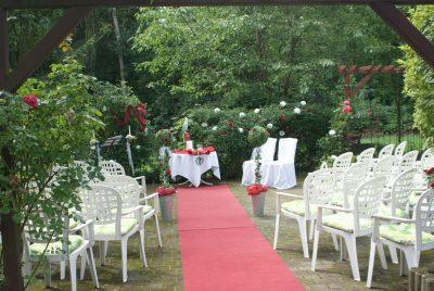 Hochzeiten im Waldhaus Hotel & Restaurant in Osterwieck