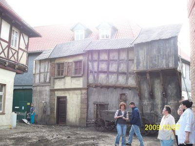 Filmkulisse Osterwieck