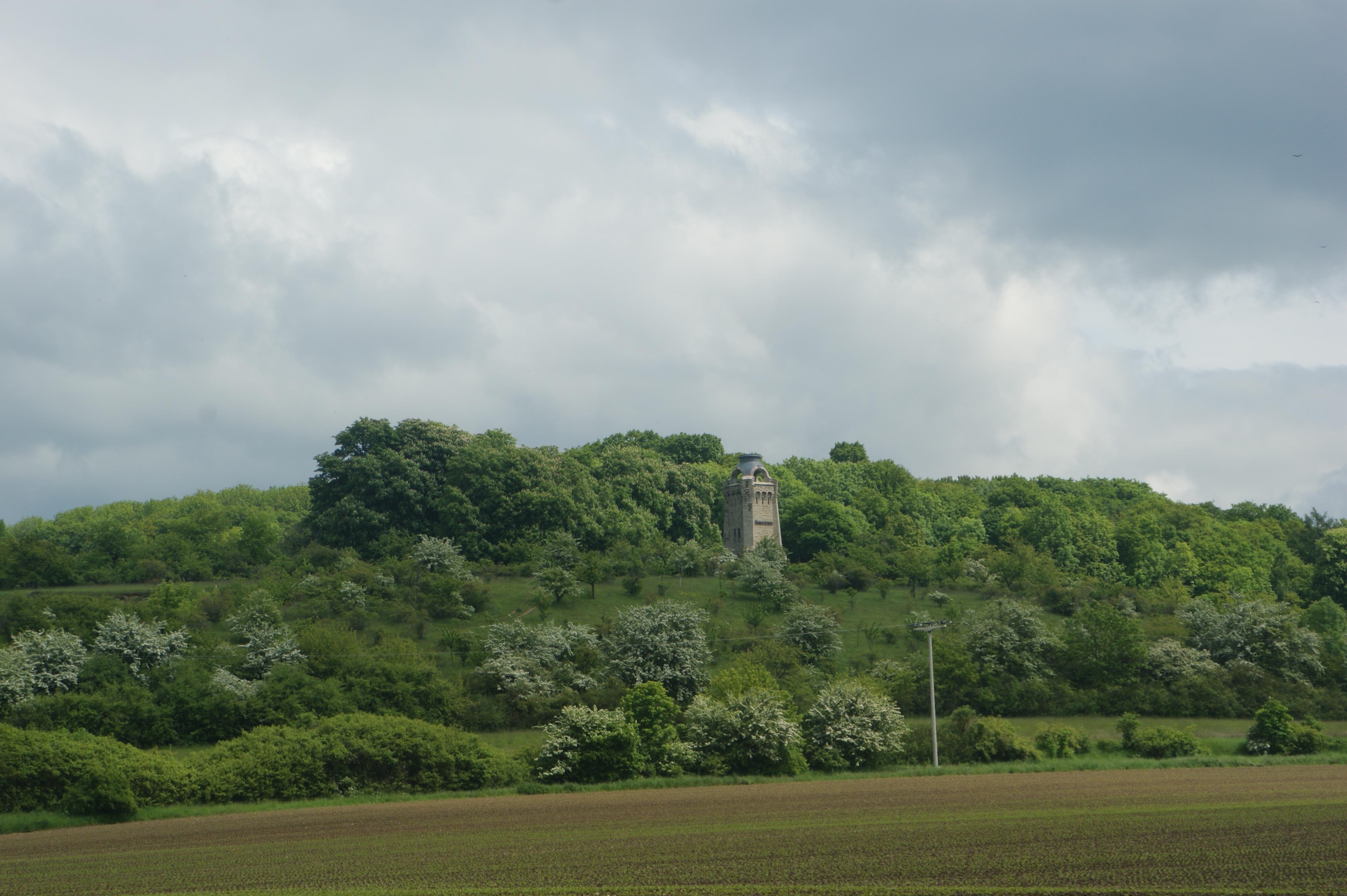 Landschaften rund um das Waldhaus Hotel & Restaurant in Osterwieck