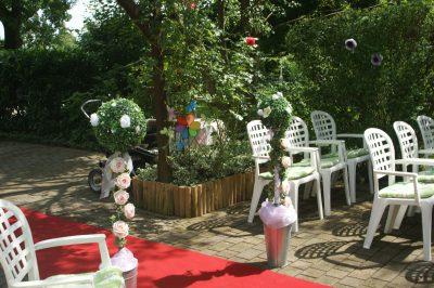 Hochzeiten unter freien Himmel in Osterwieck