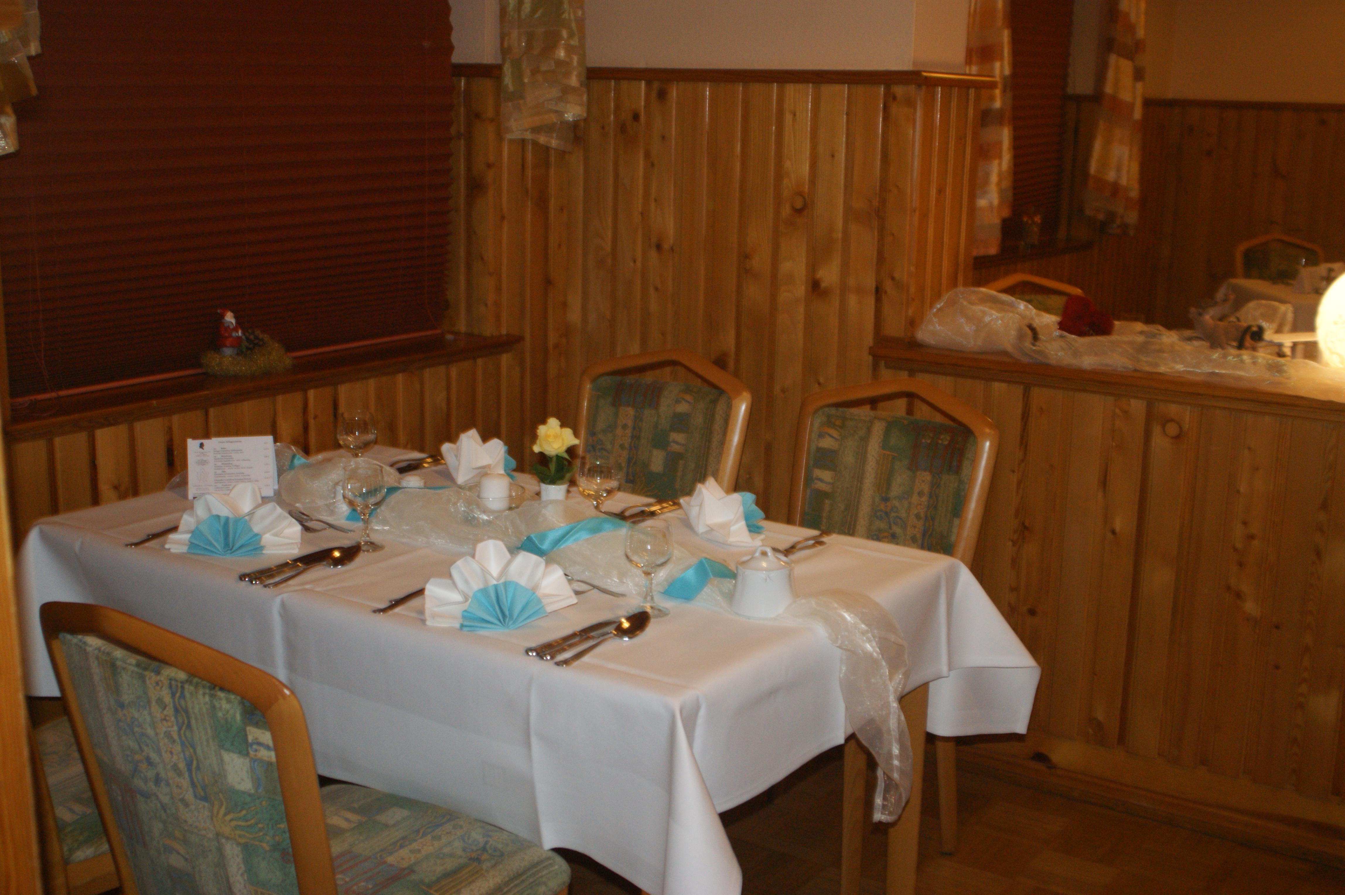 Das Restaurant im Waldhaus Hotel & Restaurant